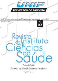 Revista do Instituto de Ciências da Saúde